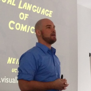 Comic Books and Language Learning